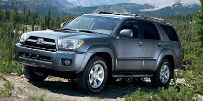 2007 Toyota 4runner Review & Owners Manual