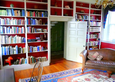 biblioteca caseira, biblioteca em casa