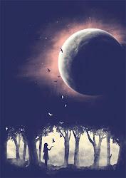 La luna vino a la fragua con su polizón de nardos...