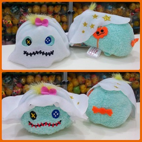 (INSTOCK) 2016 Japan Disney Store Halloween Ghost Scrump