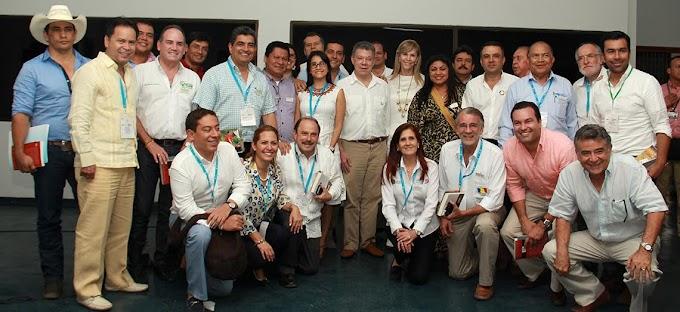 Gobernadores respaldan Pacto Nacional por la Paz y la Reconciliación