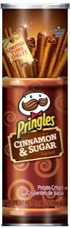 Limited Edition Holiday Pringles Are Now Available!
