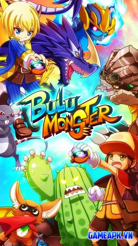 Bulu Monster v1.8.1 Hack Bulu Points cho Android