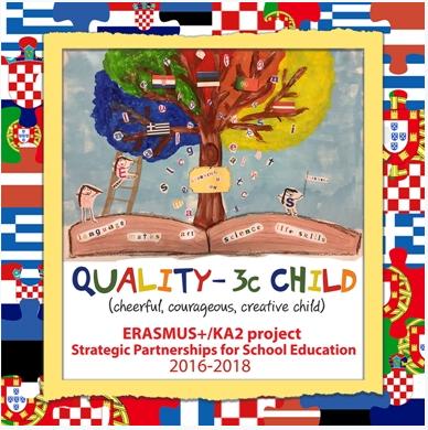 "Projeto ""Children - 3C"", Programa Erasmus +"