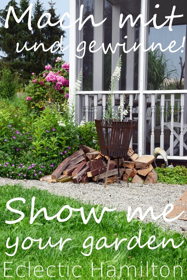 Show me your Garden by Eclectic Hamilton