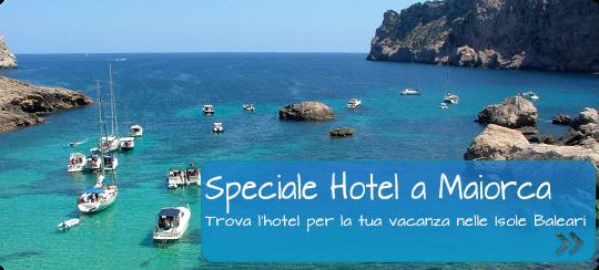 trova il tuo hotel a Maiorca con le proposte di Hotelsclick
