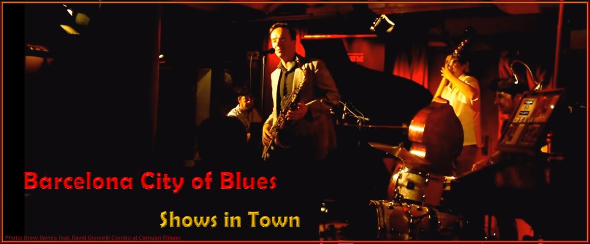 BCN CITY OF BLUES ....