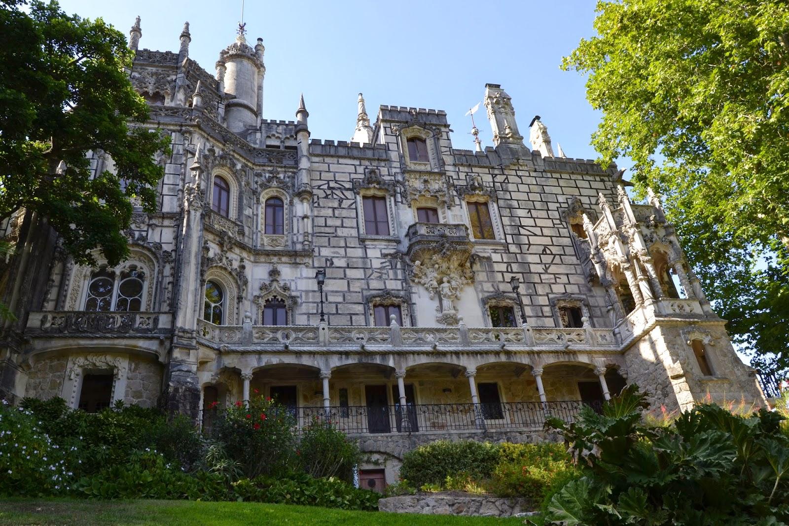 Quinta da Regalera - De Mochila pela Europa! Viviane Rodrigues