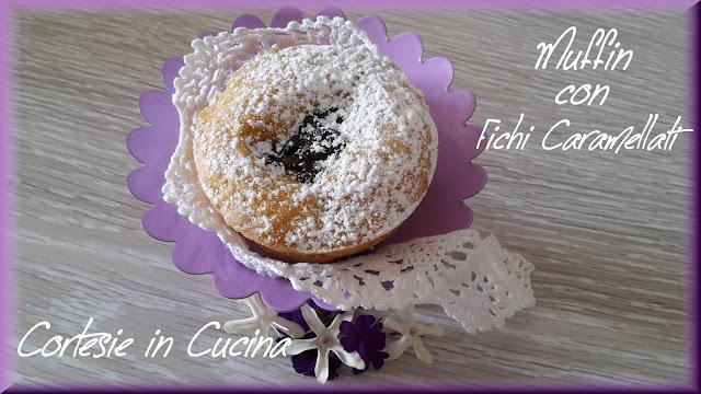 muffin co fichi caramellati
