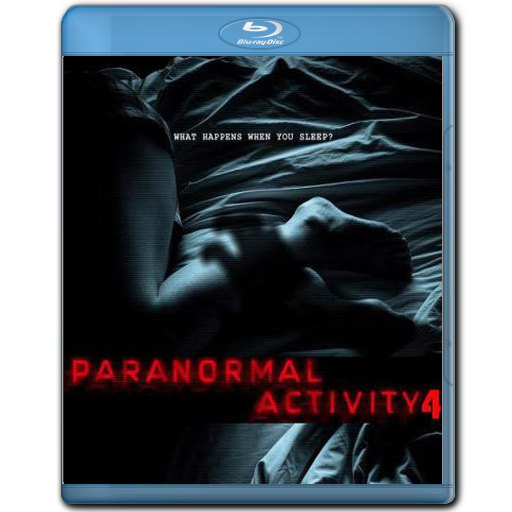 Actividad Paranormal 4 [Bluray 1080p] [Audio Dual Latino-Ingles] [2012] ()