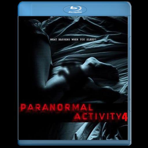 Actividad Paranormal 4 [Bluray 1080p] [Audio Dual Latino-Ingles] [2012] ()