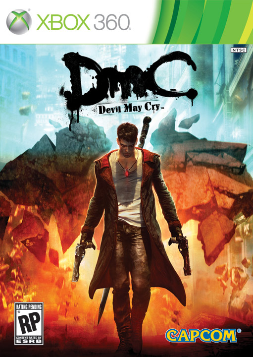 DMC - Devil May Cry - XBOX360 Apenas: R$13,90