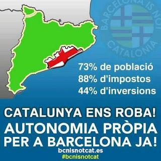 Deuda de la Generalitat con Barcelona
