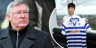 Sir Alex Ferguson, Park Ji-Sung