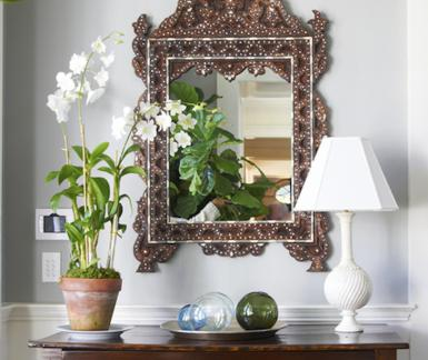 Aumenta il tuo benessere come applicare il feng shui all for Specchio ingresso feng shui