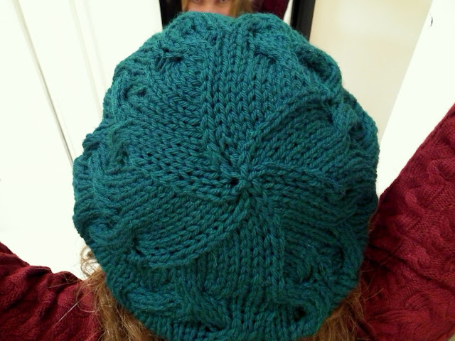 Star Crossed Slouchy Beret hat