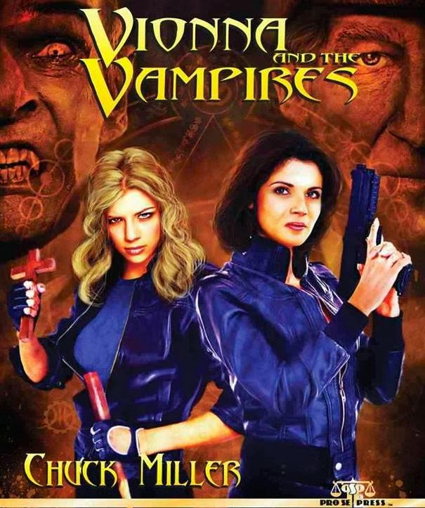 VIONNA  AND THE VAMPIRES IS HERE!