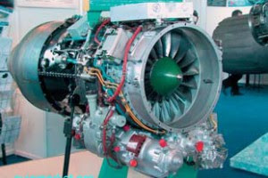 RD-1700 Bypass Turbojet Engine
