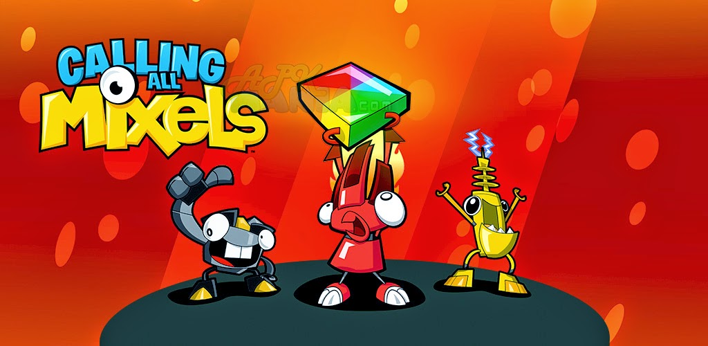 Calling All Mixels v1.1.1 APK+DATA