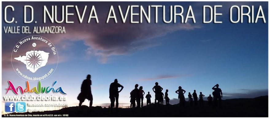 C. D. Nueva Aventura de Oria