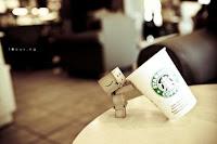 Starbucks Kopi Kesukaan Danbo