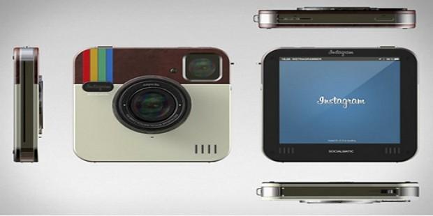 Instagram Sosyal kamera