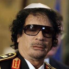 Must to See; Qaddafi is Jewish: