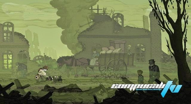 Valiant Hearts The Great War PC Full Español