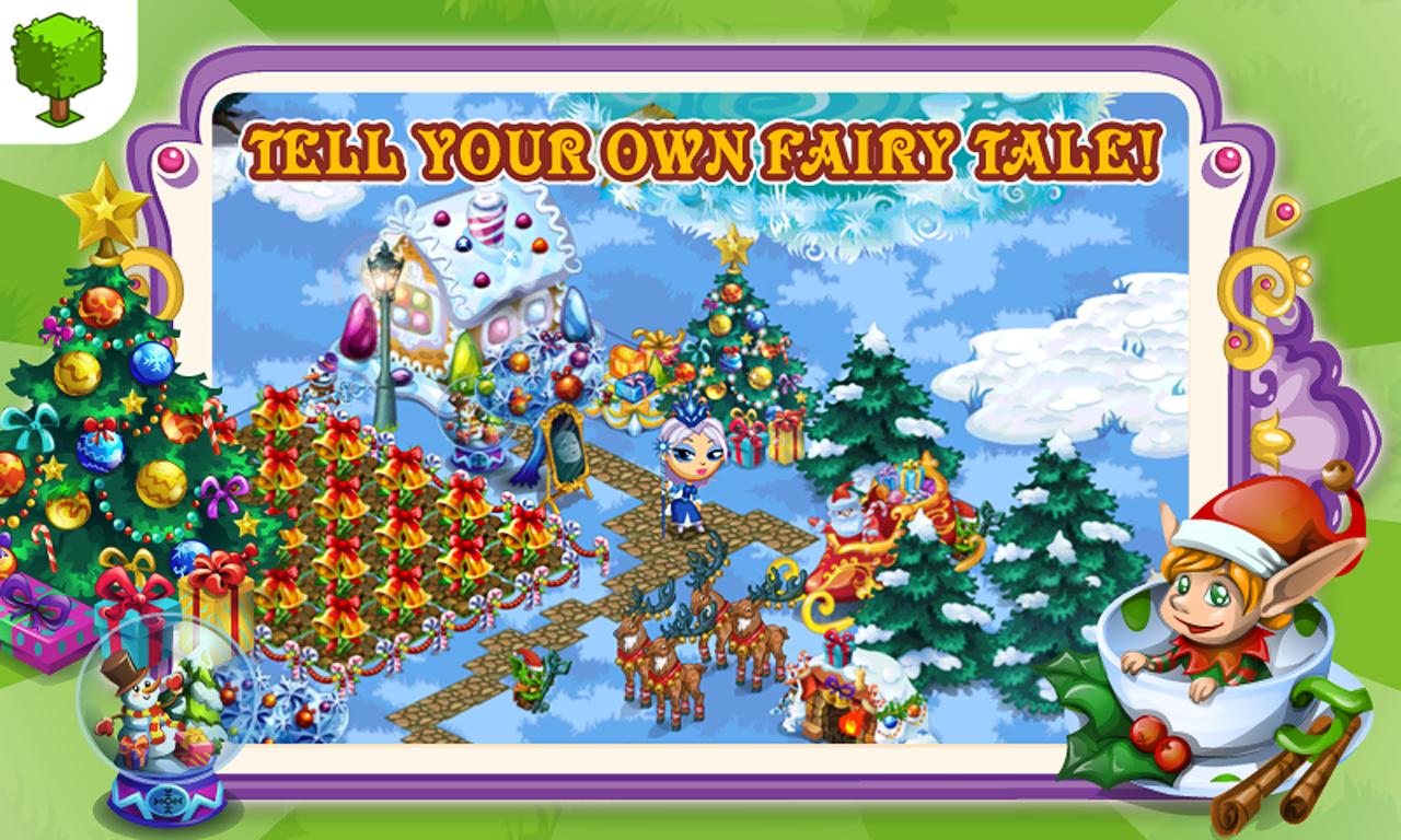 Android Game Hacks: Fairy Farm MOD APK+DATA 2.3.0