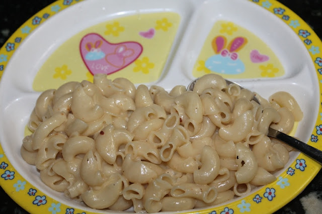 Easy Cheese Macaroni Recipe - Kids & Toddler Recipes