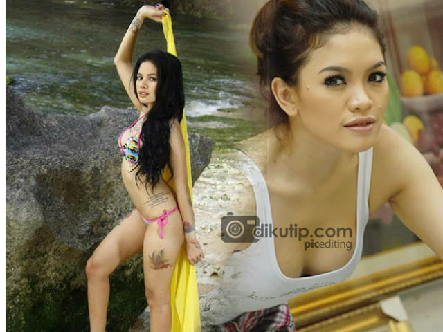Dan demikianlah beberapa foto seksi hot Nikita Mirzani terbaru 2013 .