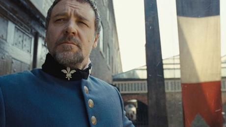 """Russell Crowe en """"Los Miserables"""" (crítica)"""