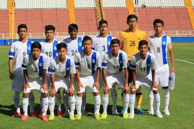 India thrash Lebanon 6-0