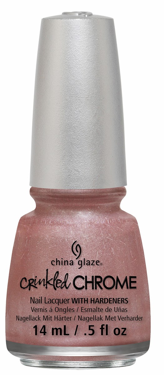 Betty Nails: China Glaze - Crinkled Chrome Collection ...