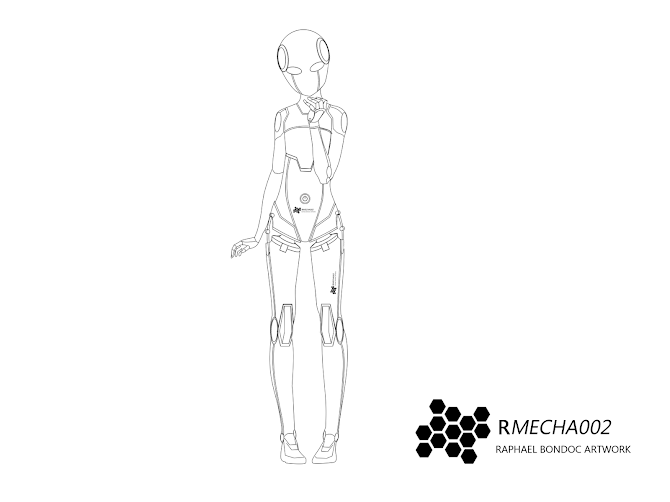 RMECHA002 line