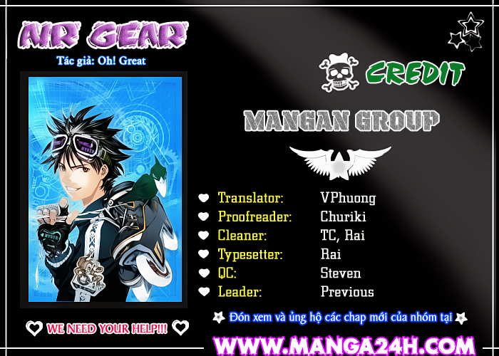 air gear Chap 193