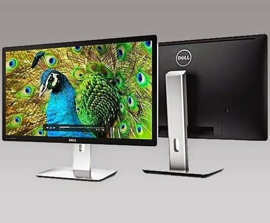 monitor UltraSharp 27 da Dell, monitor, monitor Dell UltraSharp 27, gadgets, periféricos, Dell, monitor, monitor 5K, monitor com resolução de imagem de 5K, monitor com excelente qualidade de imagem