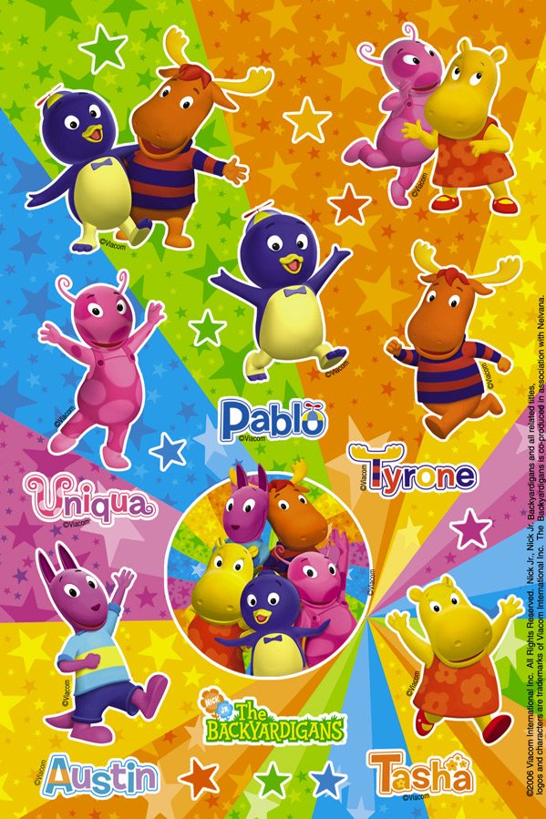 The Backyardigans Cartoon Pictures