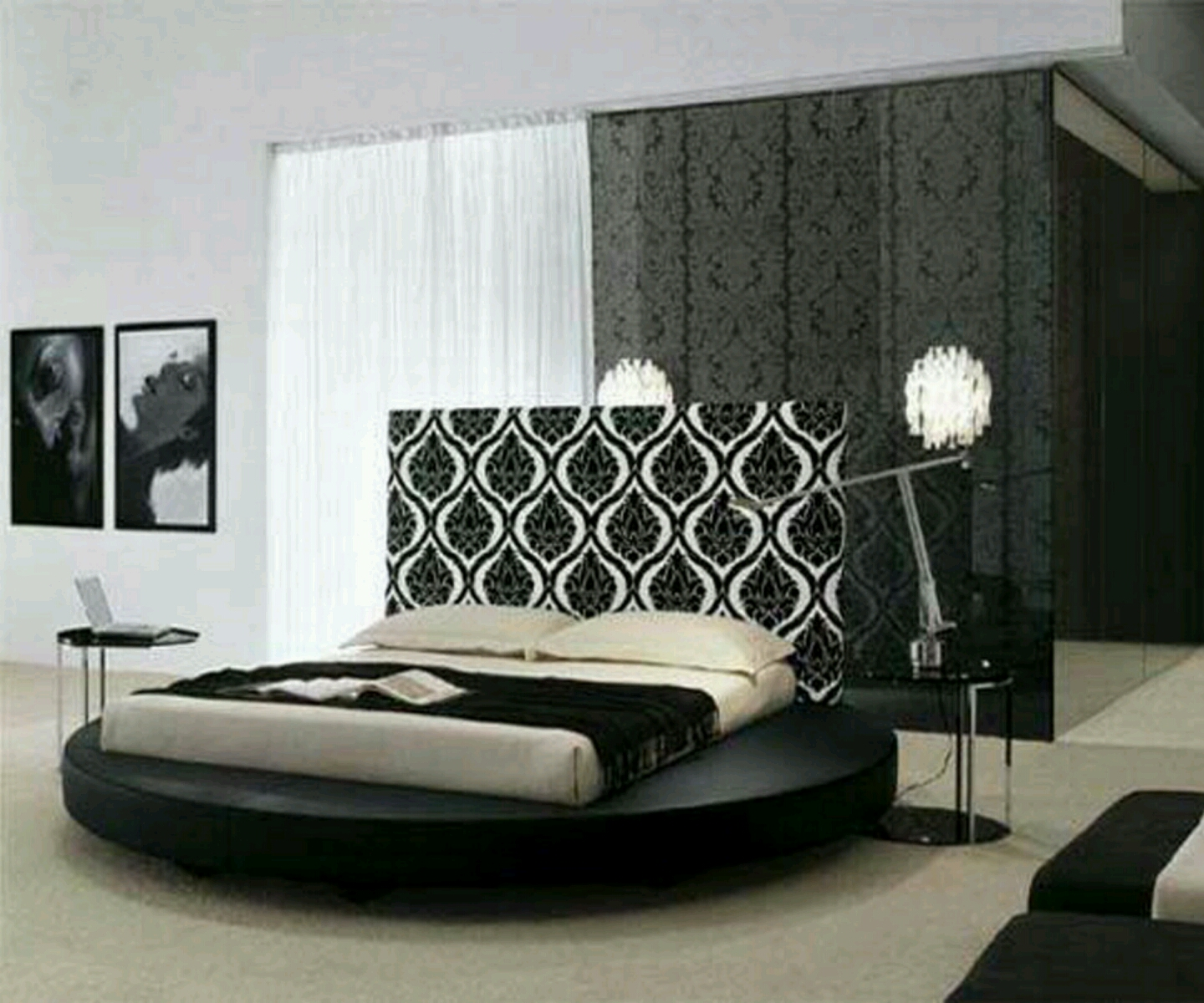 modern bed designs beautiful bedrooms designs ideas. ~ furniture