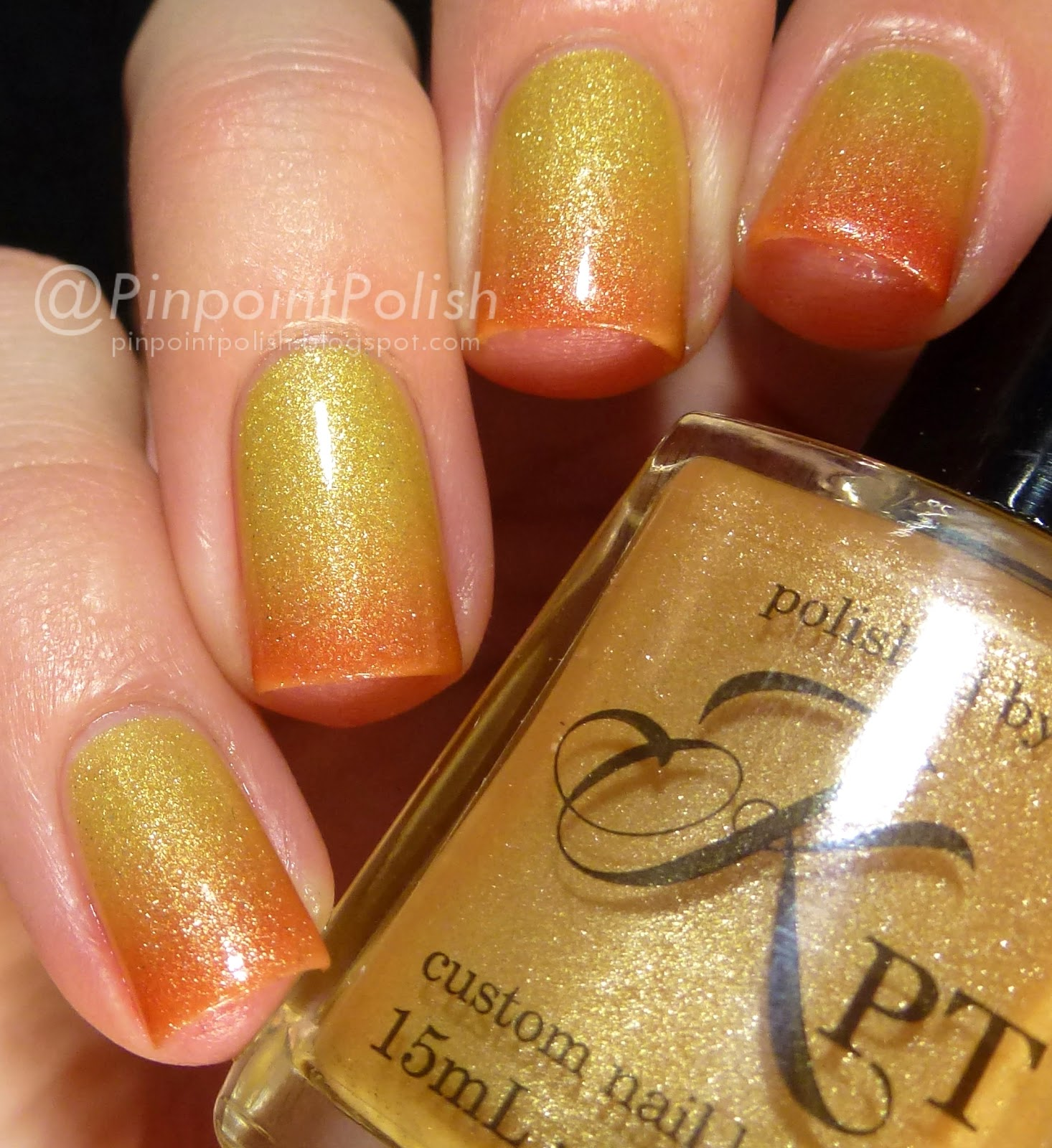 Dichromate, Polished by KPT thermal, swatch