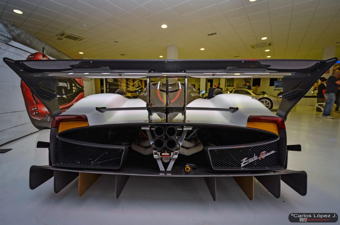 Prototype 0 Pagani Zonda R Evo Beat Its Own Record