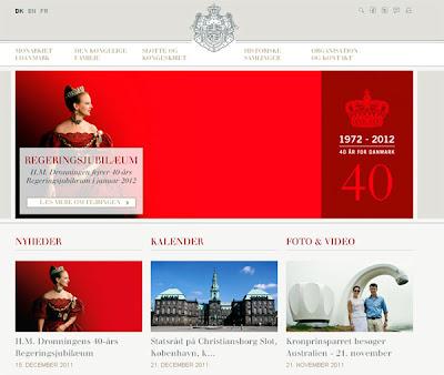 Monarchico sito casa reale danimarca for Sito web di progettazione della casa