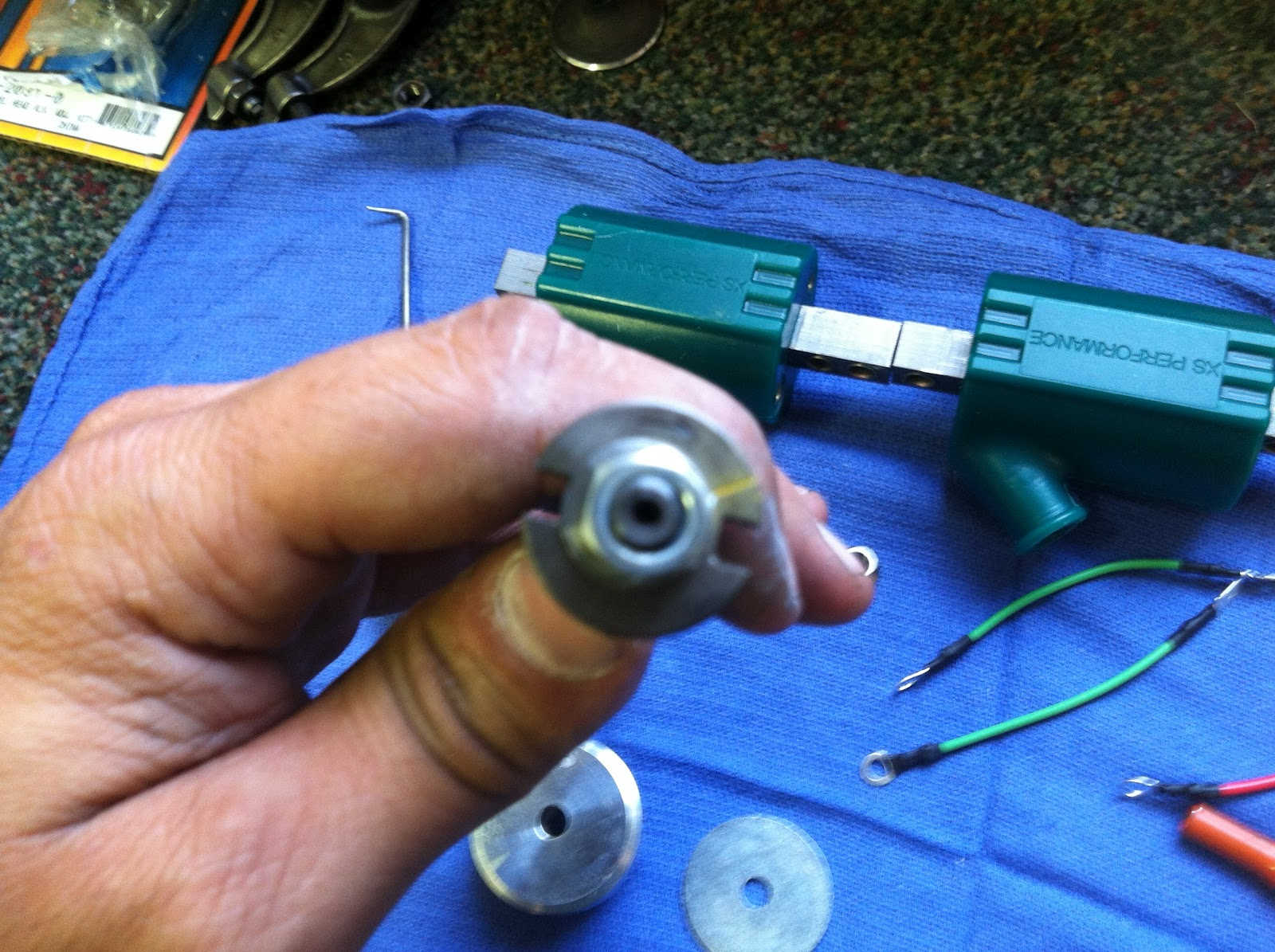 How-To: Pamcopete 277 Ignition Install - Hughs Hand Built on