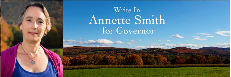 Annette Smith for VT Gov