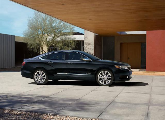 シボレー・インパラ | Chevrolet Impala 2013-現行モデル
