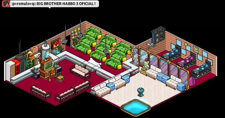 Big brother habbo 3 casa luxo for Casas en habbo