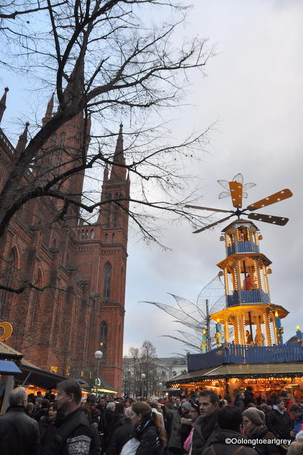Christmas Market, Wiesbaden, Germany