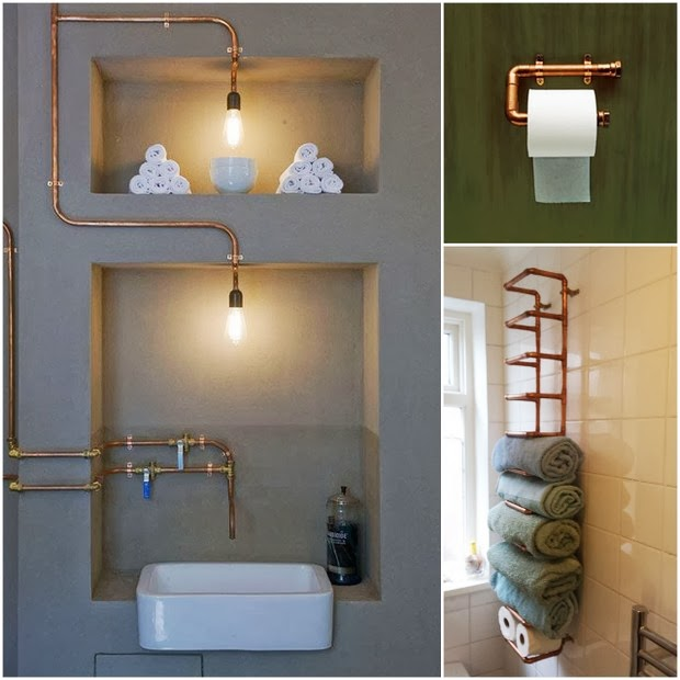Price of copper pipe for plumbing home improvement for Copper pipe shower