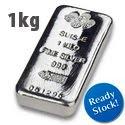 Silver Bar 1kg