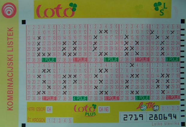 Lucky/Srečo